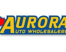 #385 for Logo Design for Aurora Auto Wholesalers inc af DirtyMiceDesign