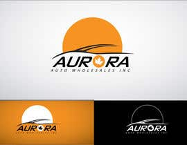 #406 for Logo Design for Aurora Auto Wholesalers inc af faizanarshad