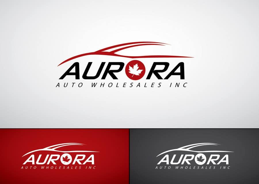 Contest Entry #                                        400                                      for                                         Logo Design for Aurora Auto Wholesalers inc