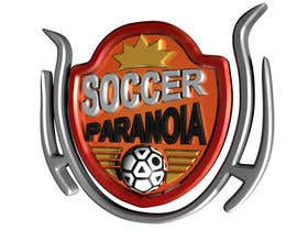 #91 for Design a Logo for Soccer Paranoia af rkstandalone
