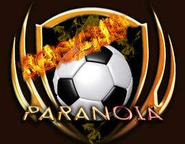 #65 for Design a Logo for Soccer Paranoia by agencja