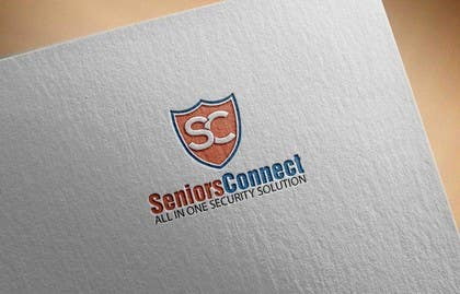 mdrashed2609 tarafından Design a Logo for Senior Wireless Phone için no 35