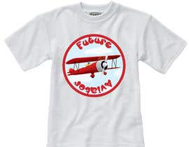 #14 for Aviation T Shirt by Exer1976