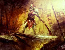 #21 para World of Mists Competition - Illustration Fantasy Character - Thorak Edition por slipled