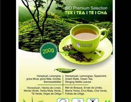 #5 for Tea Label Design by surabi123