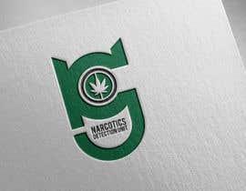 Nro 40 kilpailuun Design a Logo for Narcotics K9 käyttäjältä bombom666