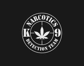 Nro 72 kilpailuun Design a Logo for Narcotics K9 käyttäjältä J2CreativeGroup