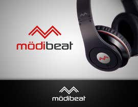 #282 for Logo Design for Modibeat which will have a website at modibeat.com by PingD