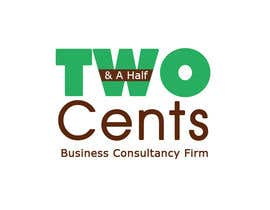 "dipakart tarafından Design a Logo for ""Two And A Half Cents"" için no 103"