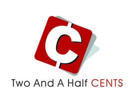 "simpleblast tarafından Design a Logo for ""Two And A Half Cents"" için no 80"