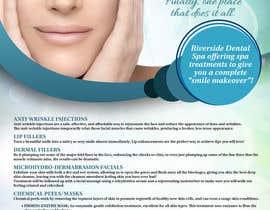 """Nro 17 kilpailuun Design a """"day spa"""" flyer käyttäjältä pardessiaakash"""