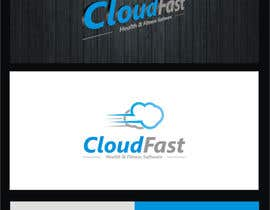 #27 for Design a Logo for 'Cloudfast' - a new web / cloud software services company by shobbypillai