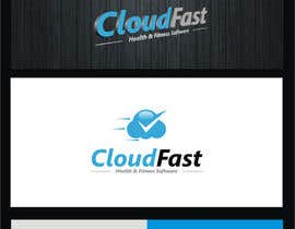 #95 for Design a Logo for 'Cloudfast' - a new web / cloud software services company by shobbypillai