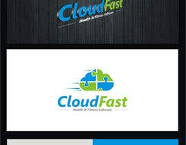 #96 for Design a Logo for 'Cloudfast' - a new web / cloud software services company by shobbypillai