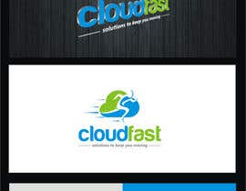 #134 for Design a Logo for 'Cloudfast' - a new web / cloud software services company af shobbypillai