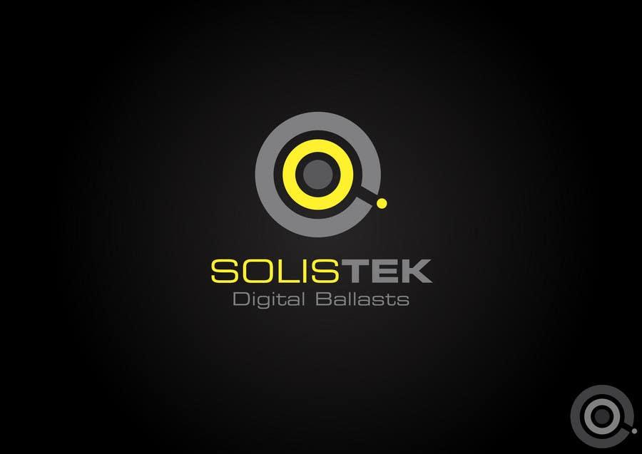 Konkurrenceindlæg #35 for Logo Design for Solis Tek