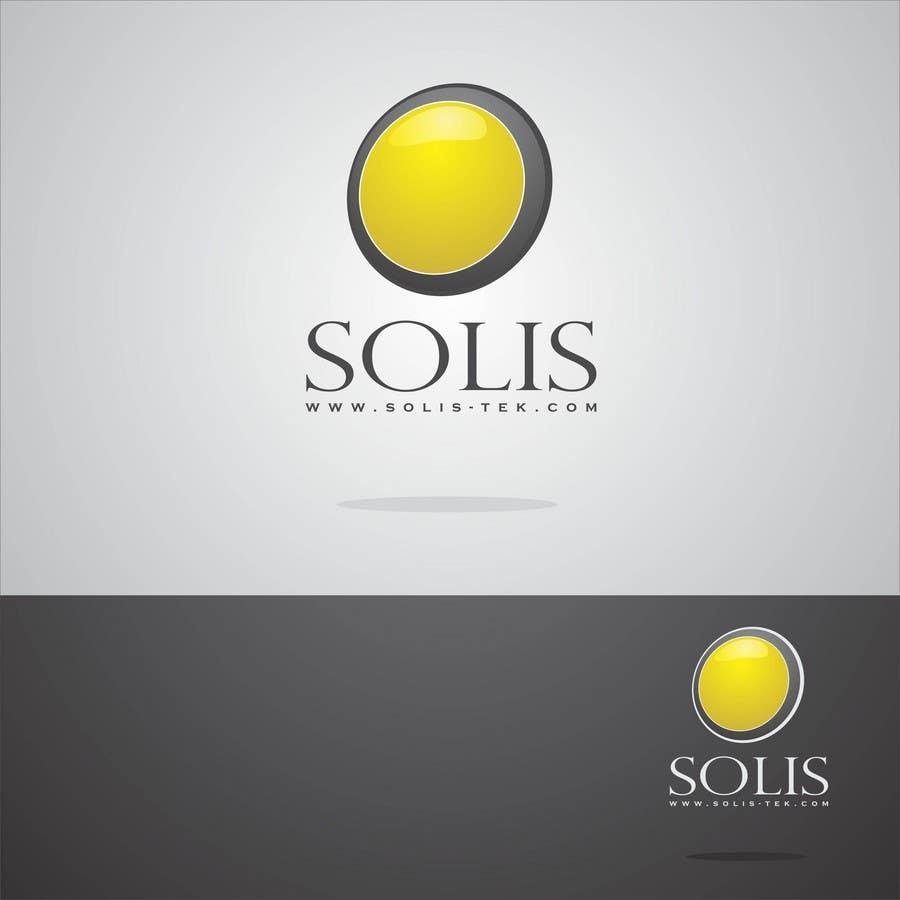 Конкурсная заявка №80 для Logo Design for Solis Tek
