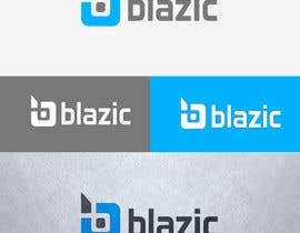 #90 for Design a Logo for Blazic by thimsbell