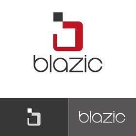 Nro 306 kilpailuun Design a Logo for Blazic käyttäjältä pvcomp