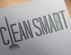 Nro 4 kilpailuun Design a logo for 'Clean Smart' käyttäjältä tabithajporter1