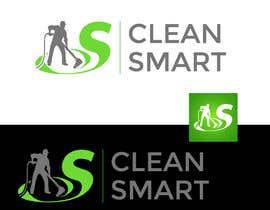 Nro 27 kilpailuun Design a logo for 'Clean Smart' käyttäjältä jituupwork