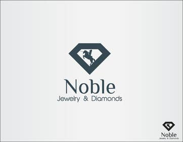 #30 para Design a Logo for Jewelry & Diamond Company por iffikhan