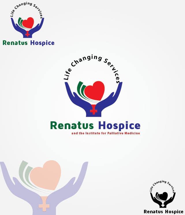 Inscrição nº 5 do Concurso para Design a Logo for Renatus Hospice