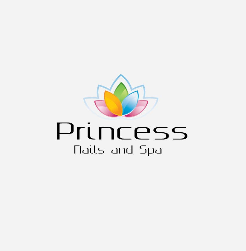 Contest Entry #49 for Design a Logo for Princess Nails and Spa - repost