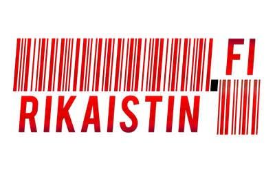 Inscrição nº                                         60                                      do Concurso para                                         Logo Design for Rikastin.fi