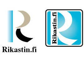 #23 for Logo Design for Rikastin.fi by VlakDesigns