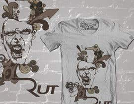 nº 59 pour Design a T-Shirt for RUT par karlunwin