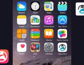 Nro 112 kilpailuun Design a new logo for app discovery icon . käyttäjältä CreativeUniverse
