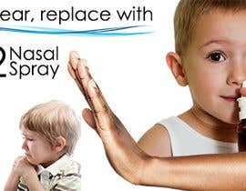#20 for Advertisement for a Nasal Spray by GraceYip