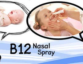 #25 for Advertisement for a Nasal Spray by GraceYip