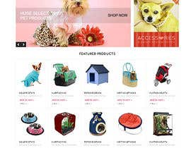 #1 for Design a Prestashop eShop page by edesigners1