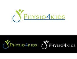 #96 for Design a Logo for Physio4kids by titif67
