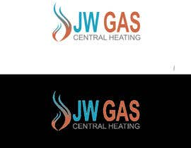 #117 for Design a Logo for www.jwgascentralheating.co.uk af smahsan11