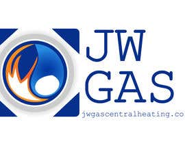 Nro 58 kilpailuun Design a Logo for www.jwgascentralheating.co.uk käyttäjältä zsbl