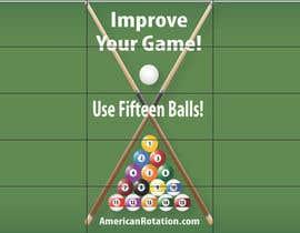 rcoco tarafından Pocket Billiards FB Ad için no 12