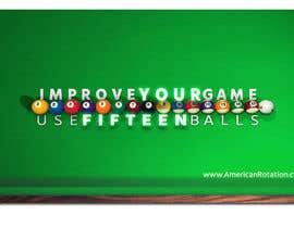 oobqoo tarafından Pocket Billiards FB Ad için no 28