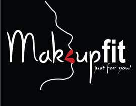 #486 para Logo Design for  Makeup Fit por DesignDG