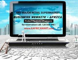 Nro 11 kilpailuun XAfricaMart.com käyttäjältä macbmultimedia