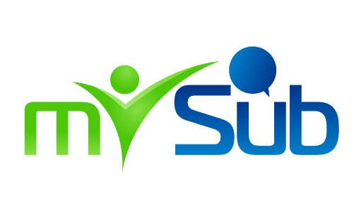 Proposition n°62 du concours Logo Design for mySub