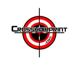 nº 121 pour Logo Design for CrosshairPrint.com par sparks3659