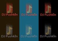 Graphic Design Contest Entry #78 for Logo Design for DJ PUSHKIN