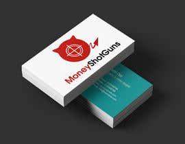 nº 10 pour MoneyShotGuns Logo par QUANGTRUNGDESIGN