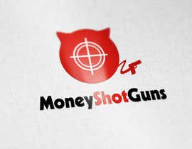 #16 for MoneyShotGuns Logo af QUANGTRUNGDESIGN