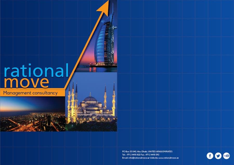 Bài tham dự cuộc thi #28 cho Design a Brochure for Consultancy company