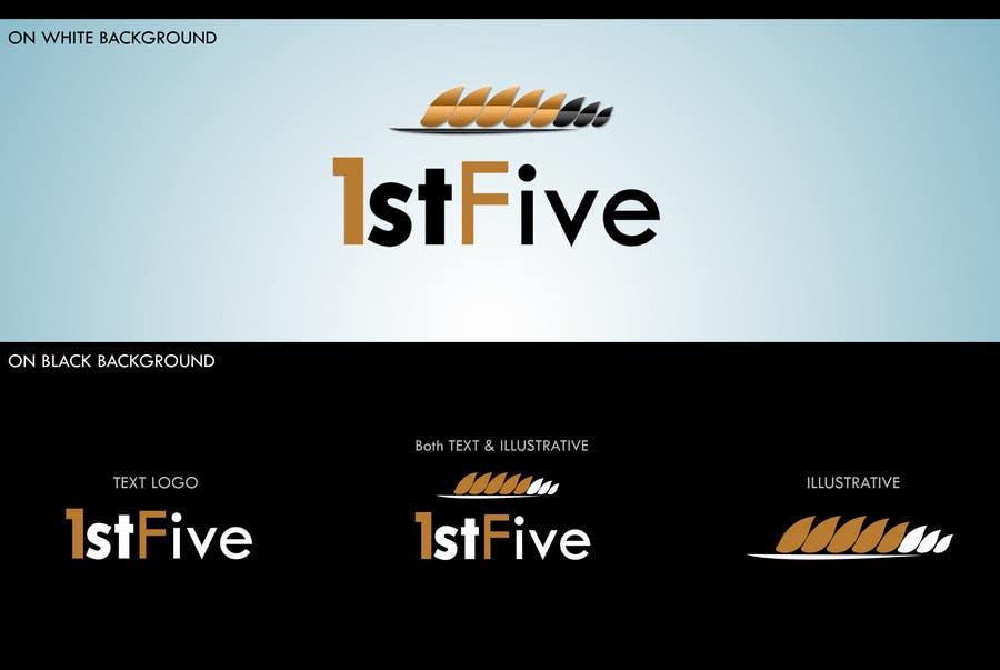 Participación en el concurso Nro.311 para Logo Design for 1stFive