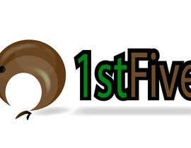 #448 za Logo Design for 1stFive od kabdesign